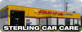 Sterling Car Care building